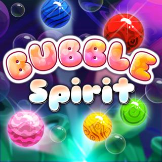 Gioco Match-3 Bubble Spirit