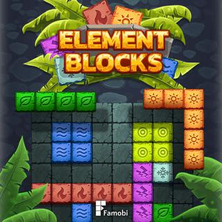 Gioco Rompicapo Element Blocks