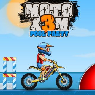 Gioco di Corse Moto XM Pool Party